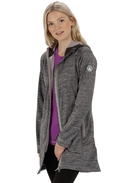 Regatta Lilywood II Coat Women Rock Grey